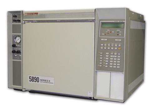 دستگاه کروماتوگرافی گازی