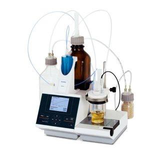 دستگاه تیتراسیون ۷۵۰۰ KF 20 ml