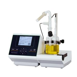 دستگاه تیتراسیون TitroLine® 7500 KF trace Module 1